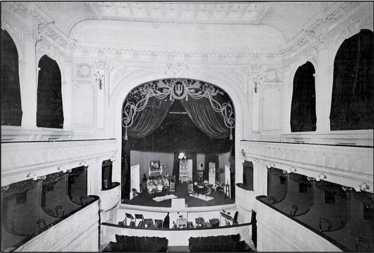 Odeon Theatre - 1911